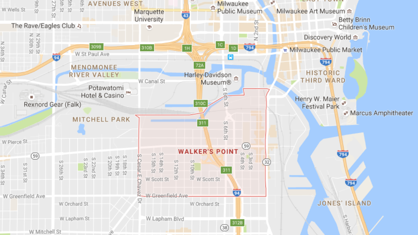 Located in the heart of historic Walker's Point.
